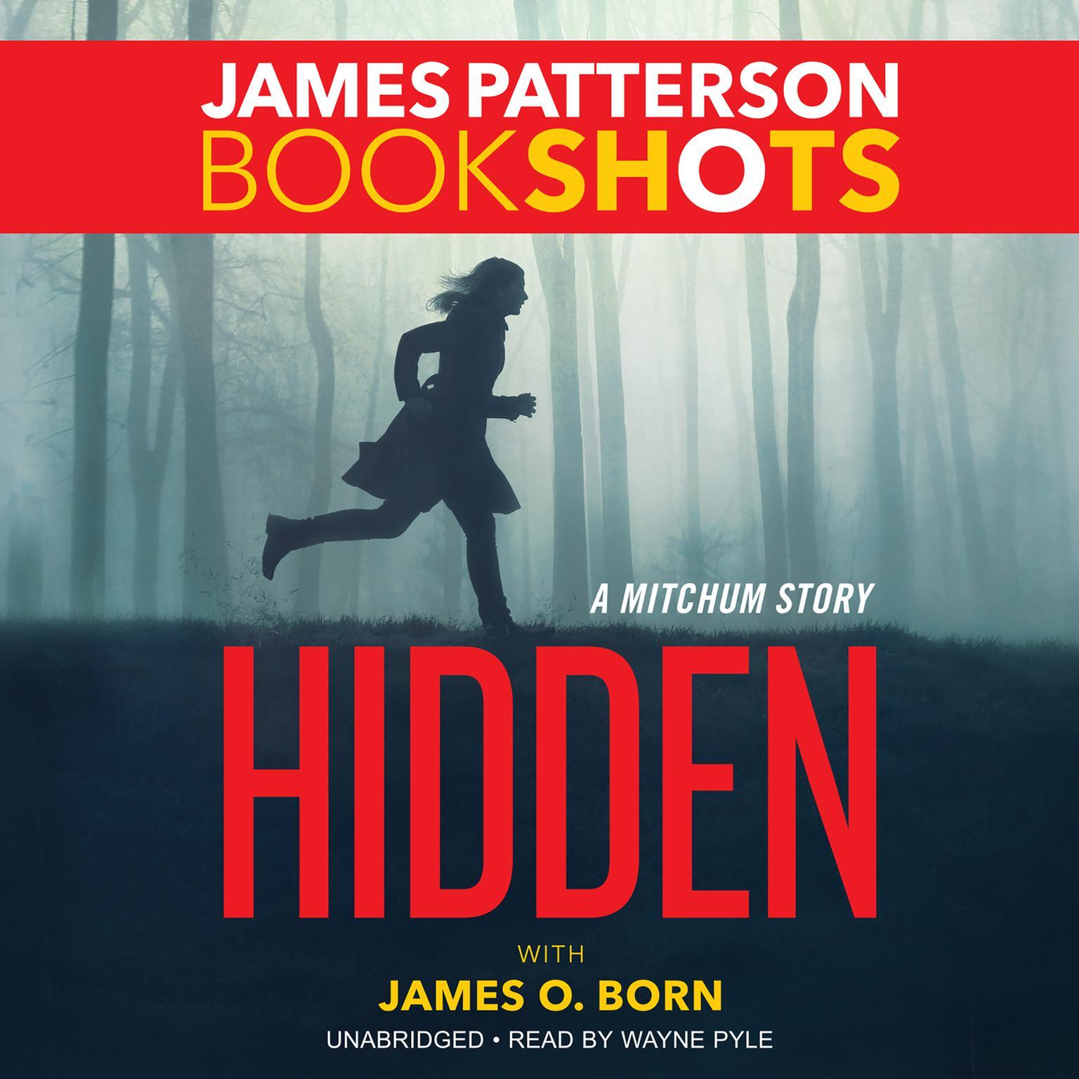 Printable Hidden: A Mitchum Story Audiobook Cover Art