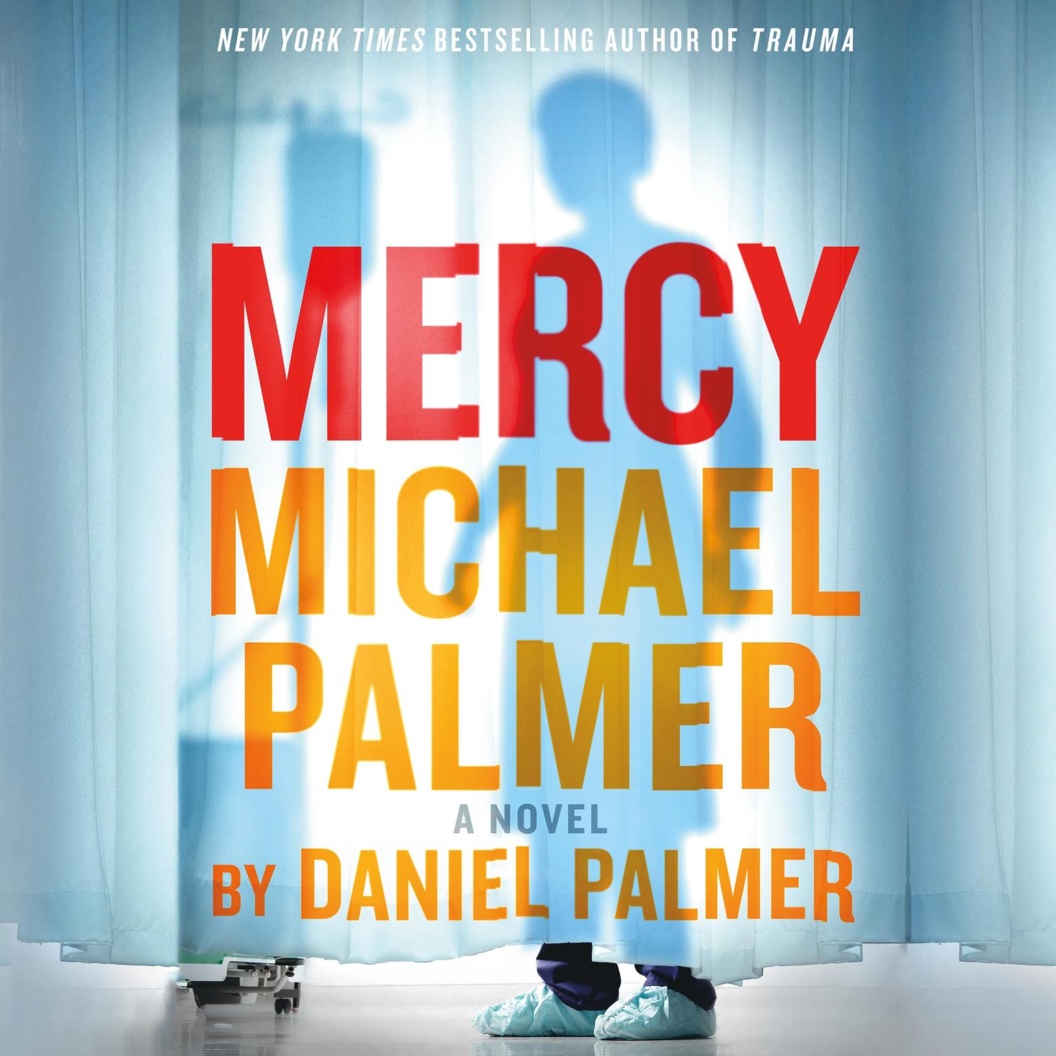 Printable Mercy: A Novel Audiobook Cover Art