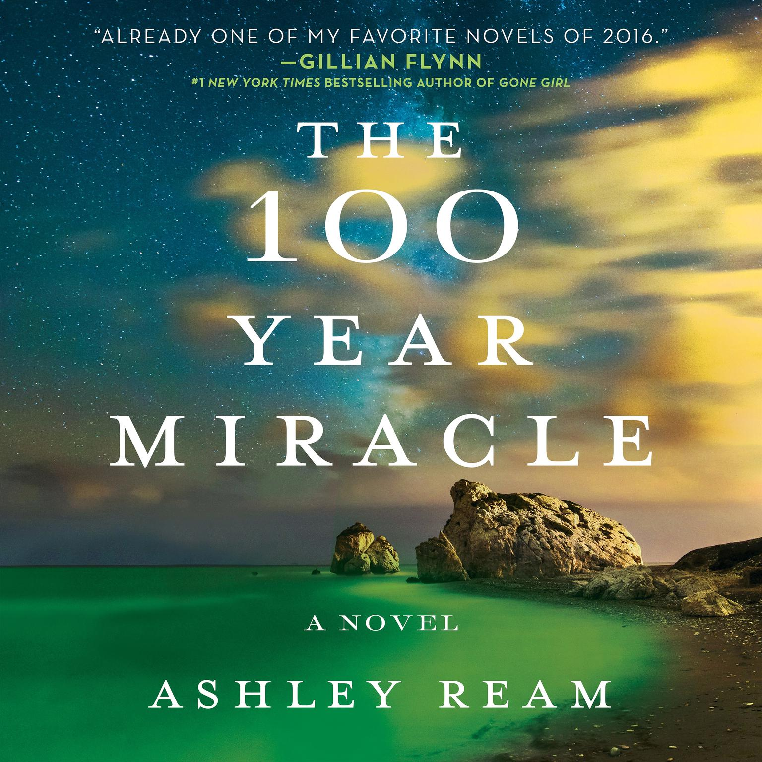 Printable The 100 Year Miracle: A Novel Audiobook Cover Art