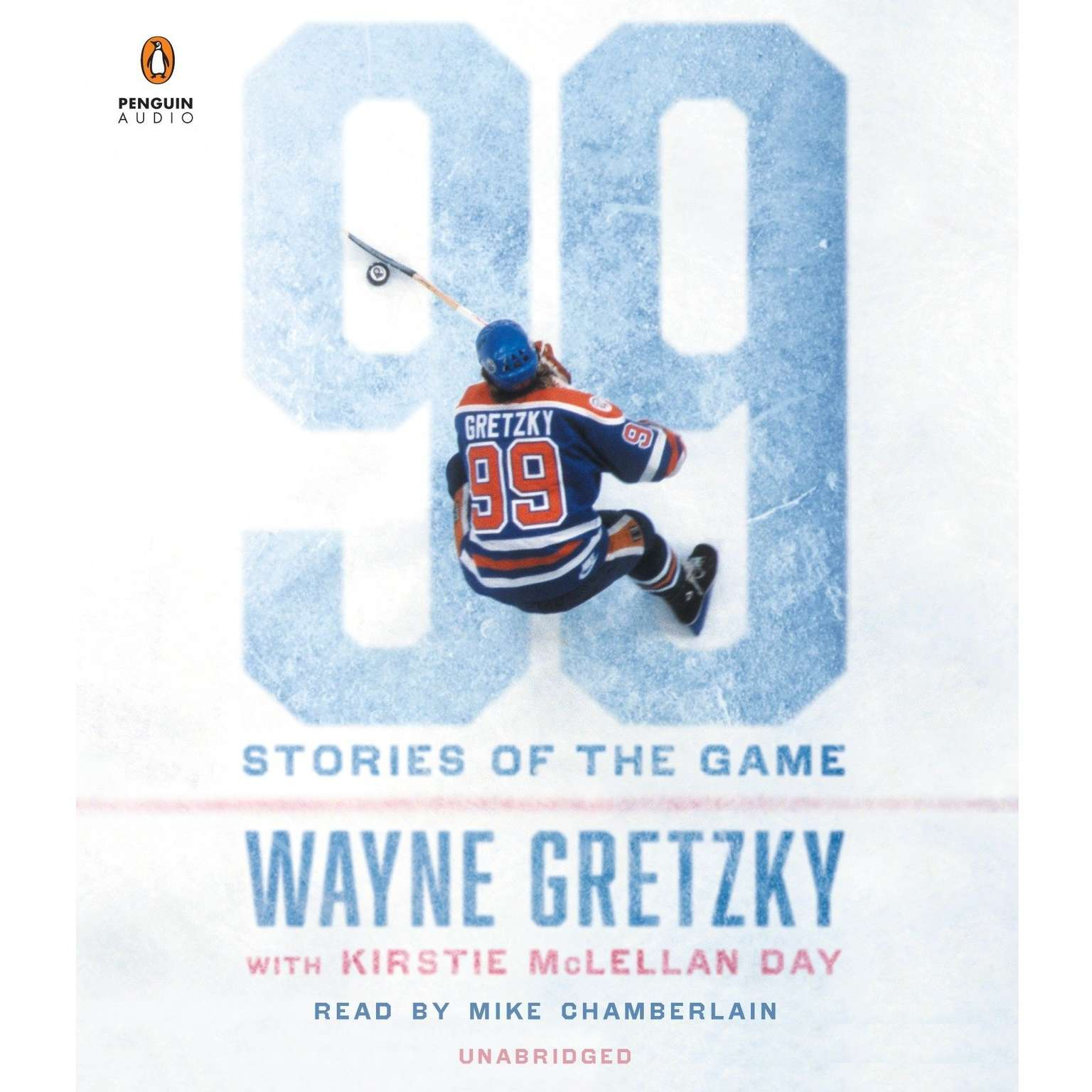 Printable 99: Stories of the Game Audiobook Cover Art