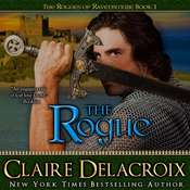 The Rogue Audiobook, by Claire  Delacroix