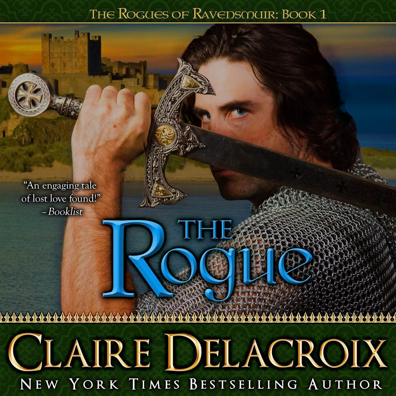 Printable The Rogue Audiobook Cover Art