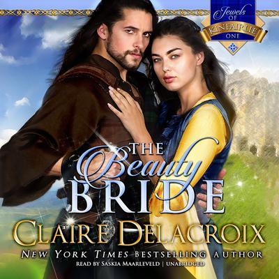The Beauty Bride Audiobook, by Claire  Delacroix