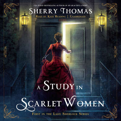 A Study in Scarlet Women Audiobook, by Sherry Thomas