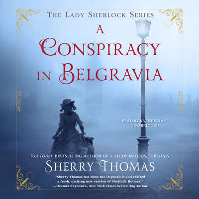 A Conspiracy in Belgravia Audiobook