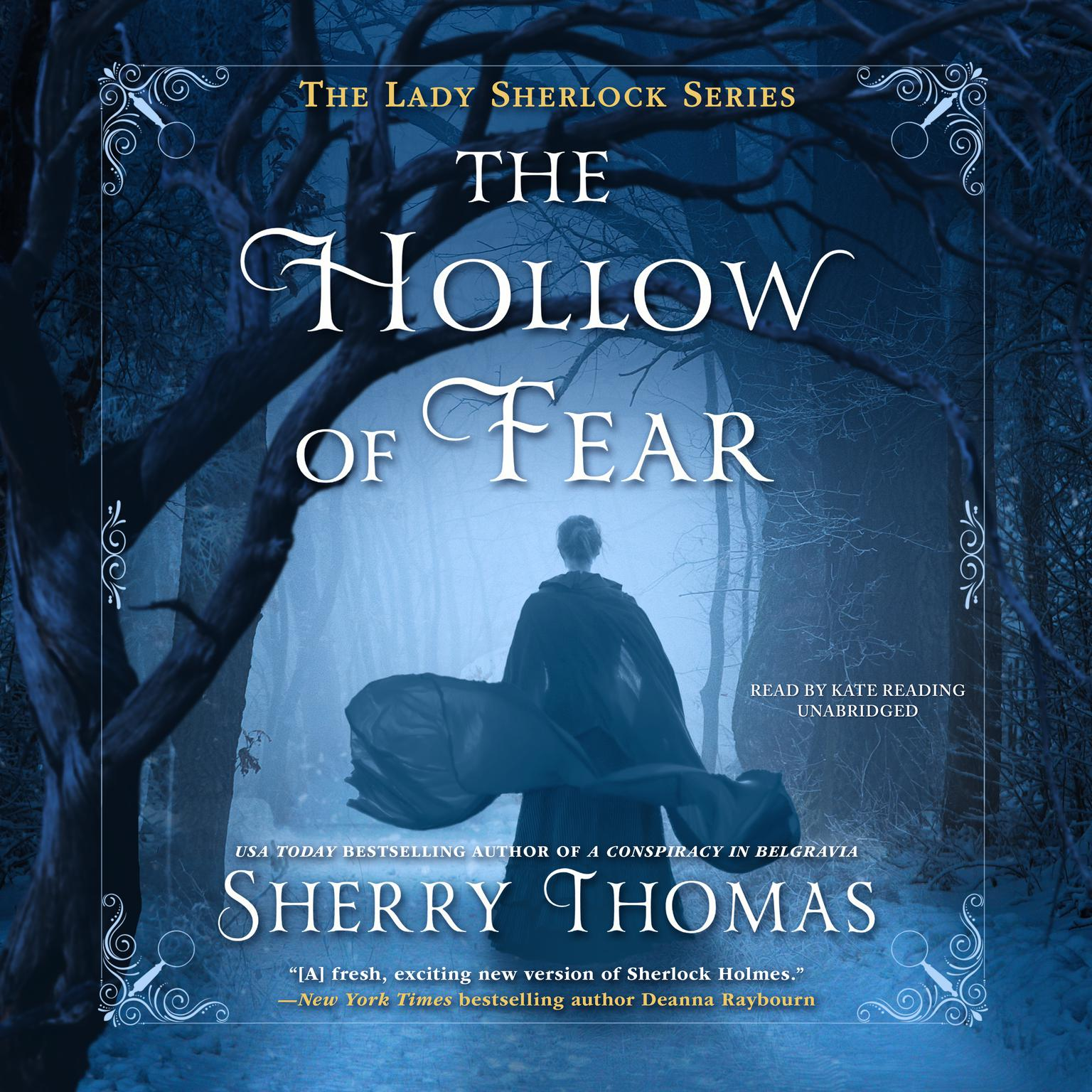 Printable The Hollow of Fear Audiobook Cover Art