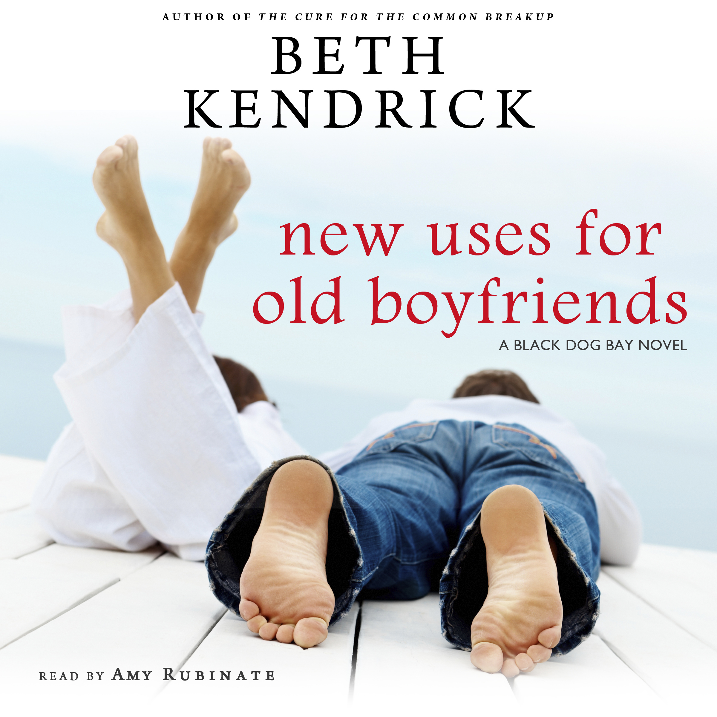Printable New Uses for Old Boyfriends Audiobook Cover Art