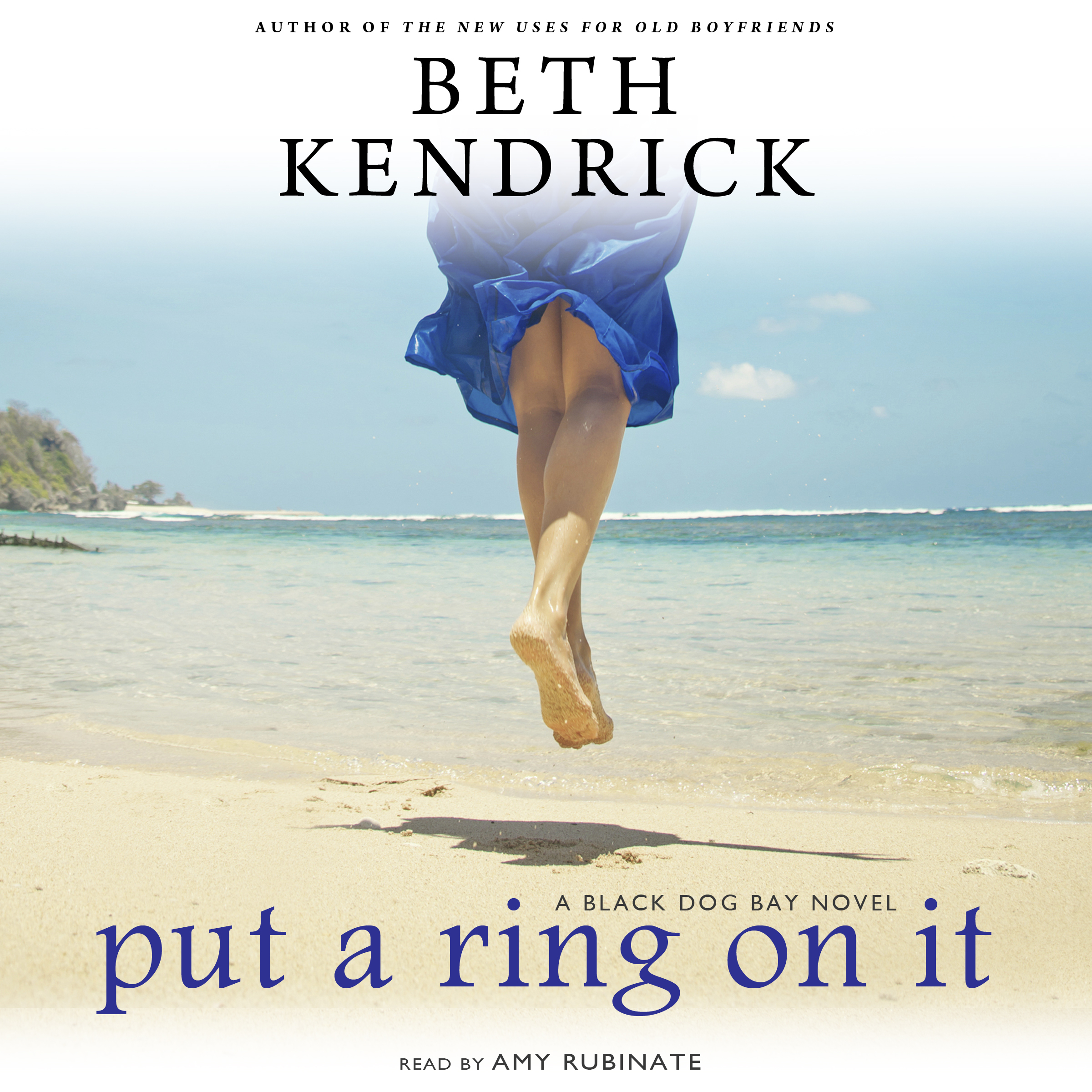 Printable Put a Ring on It Audiobook Cover Art