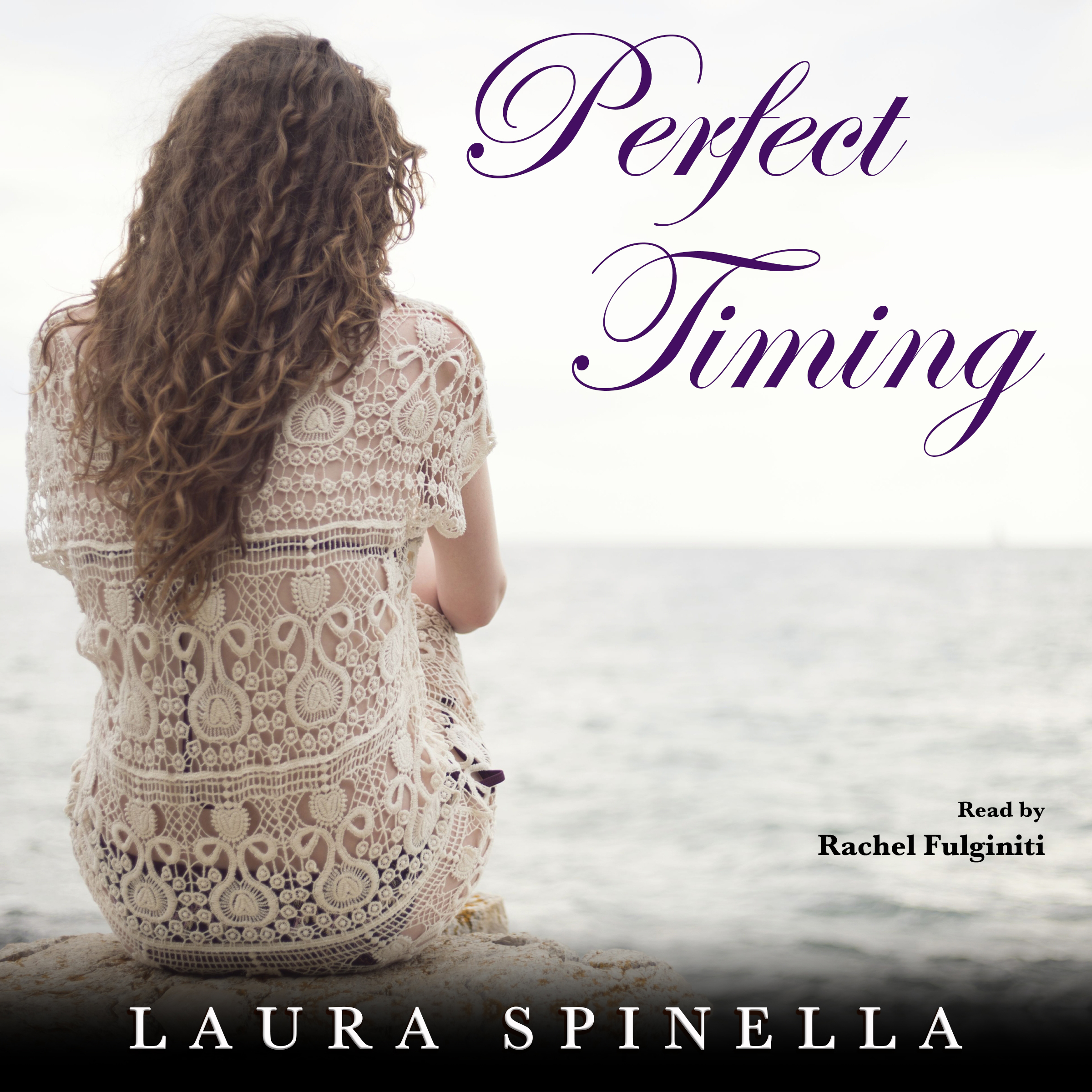 Printable Perfect Timing Audiobook Cover Art