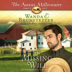 The Missing Will Audiobook, by Wanda E. Brunstetter, Jean Brunstetter