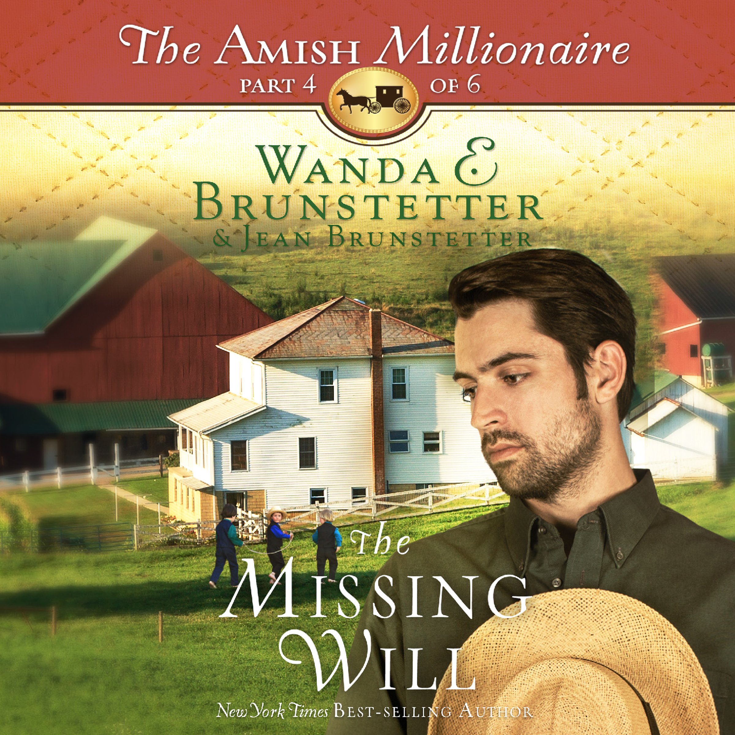 Printable The Missing Will Audiobook Cover Art