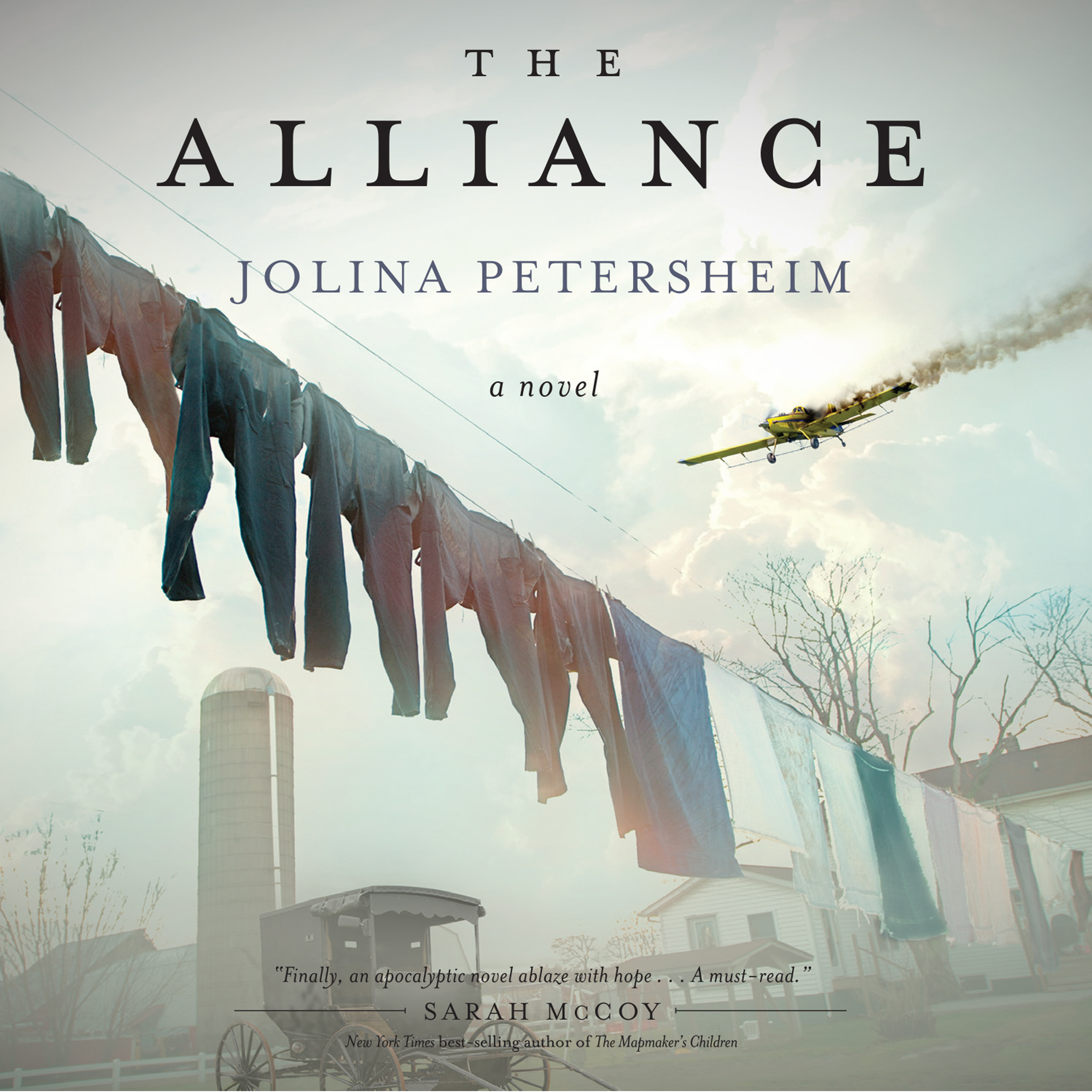 Printable The Alliance Audiobook Cover Art