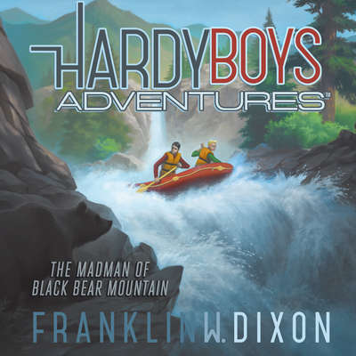 The Madman of Black Bear Mountain Audiobook, by