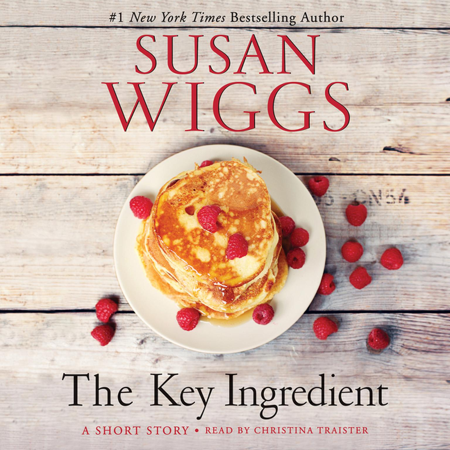 Printable The Key Ingredient Audiobook Cover Art