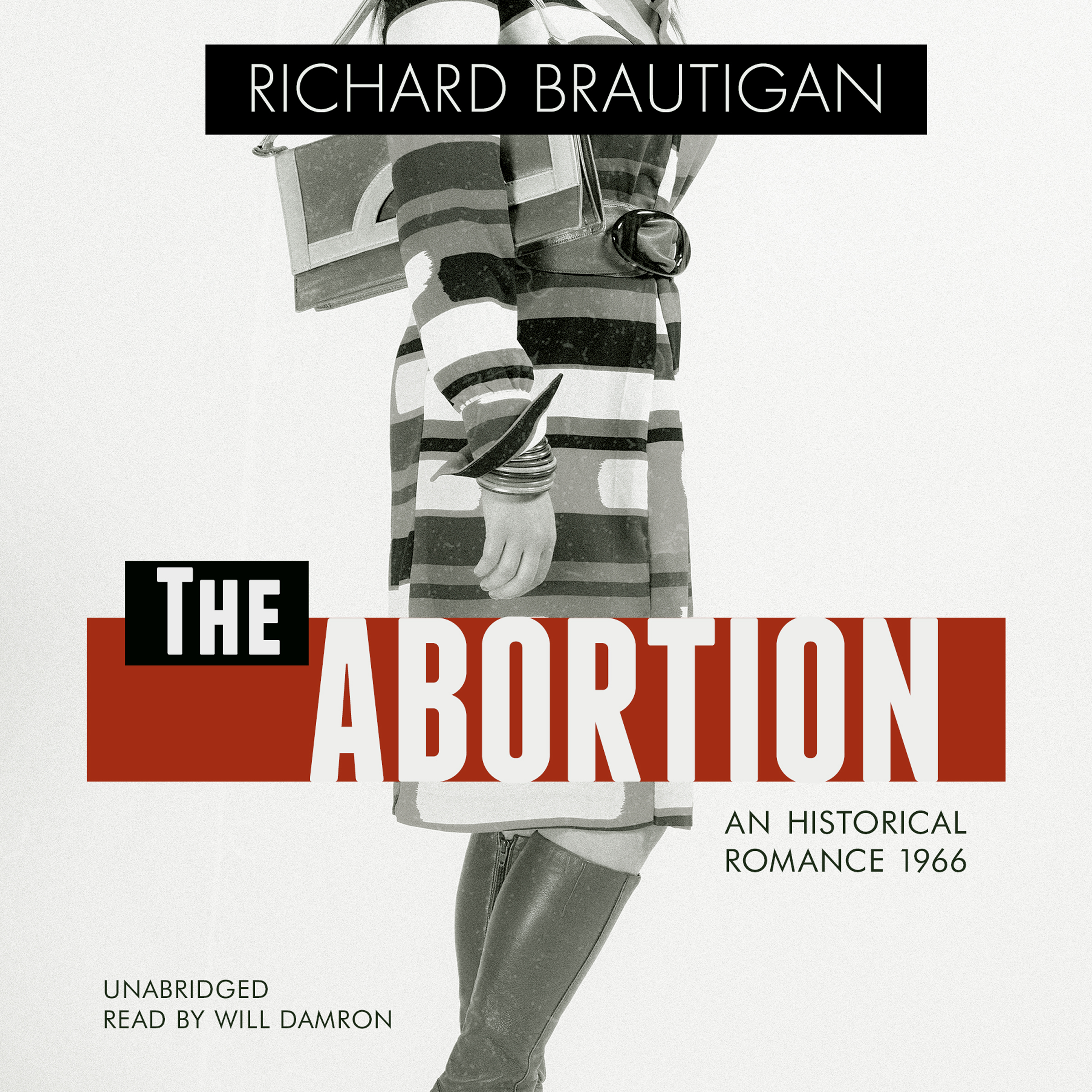 Printable The Abortion: An Historical Romance 1966 Audiobook Cover Art