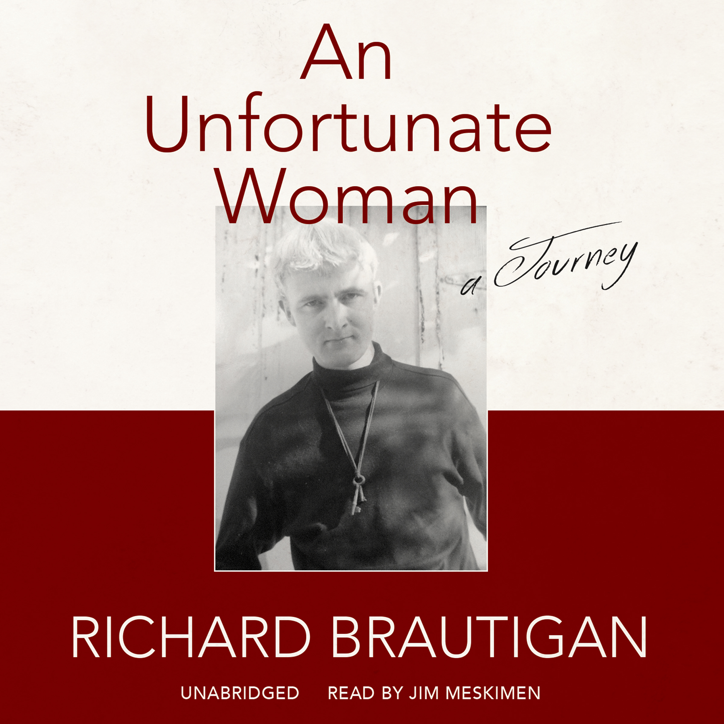 Printable An Unfortunate Woman: A Journey Audiobook Cover Art