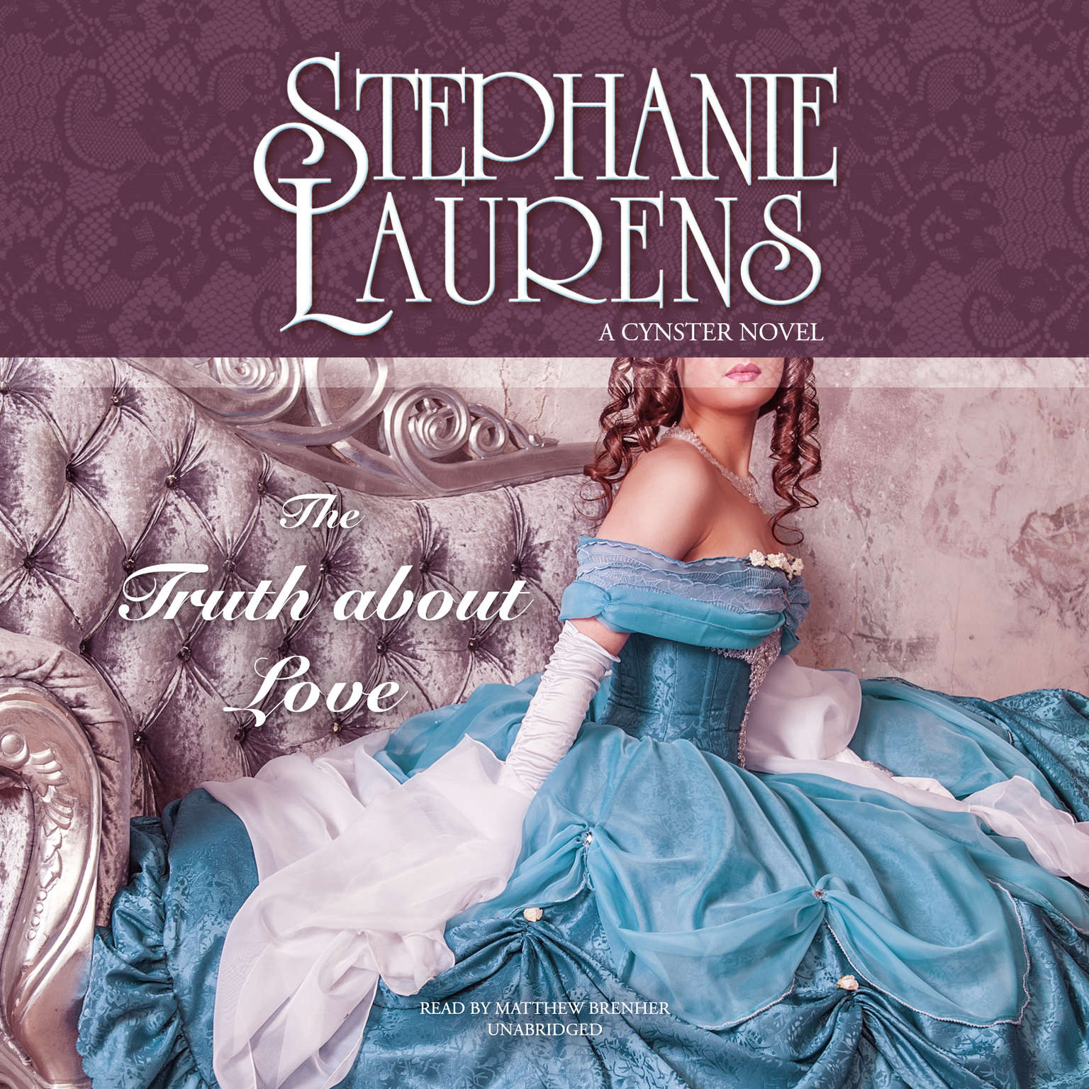 Printable The Truth about Love Audiobook Cover Art