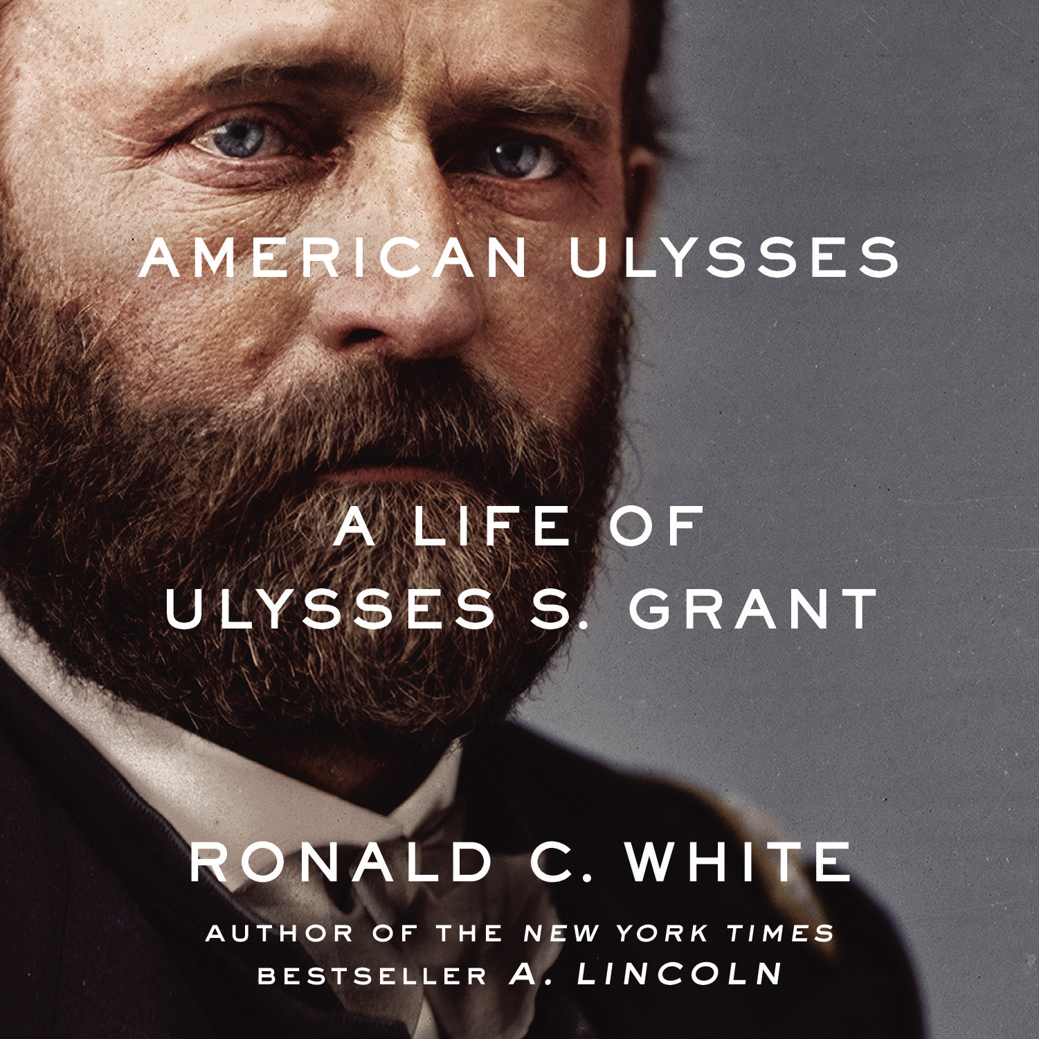 Printable American Ulysses: A Life of Ulysses S. Grant Audiobook Cover Art