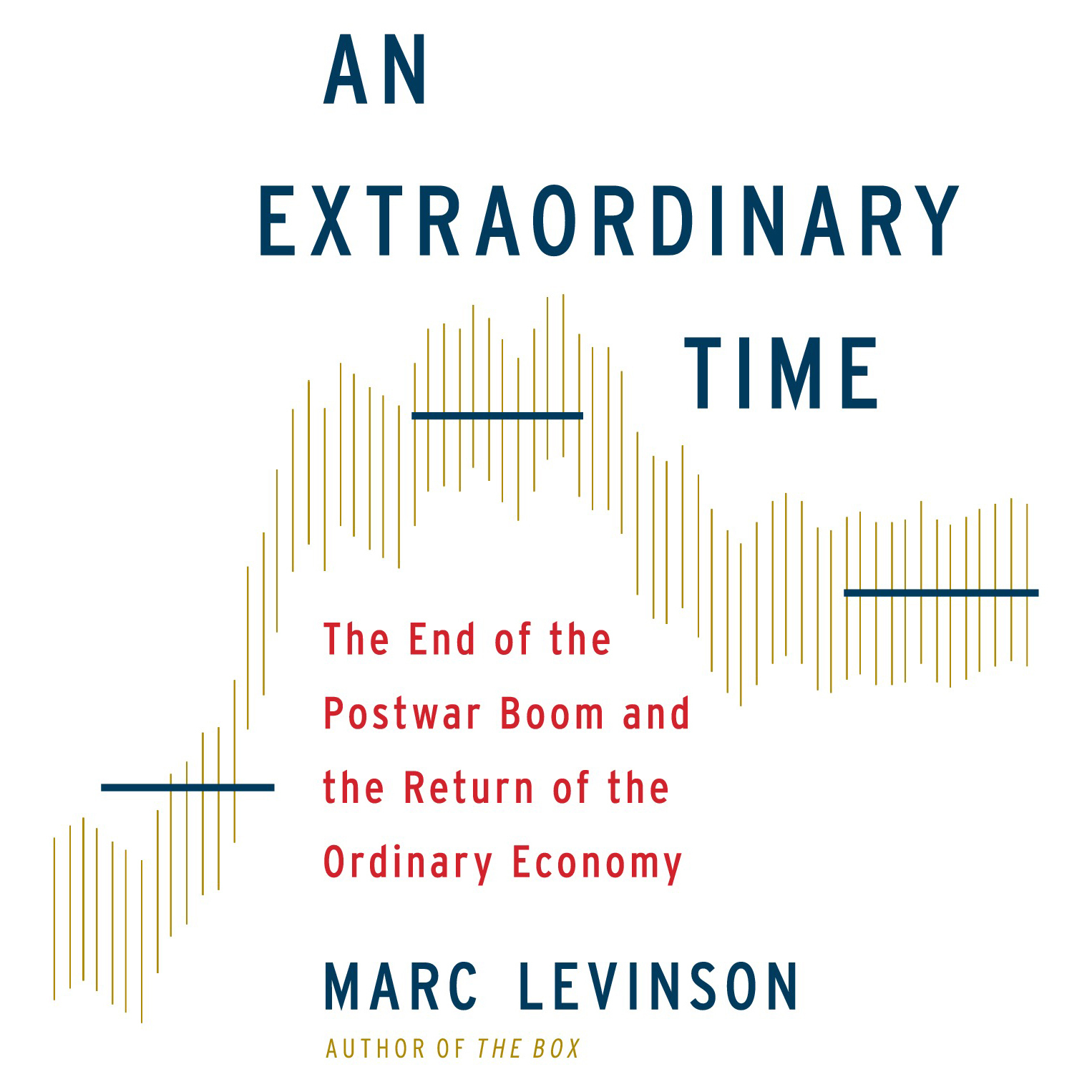 Printable An Extraordinary Time: The End of the Postwar Boom and the Return of the Ordinary Economy Audiobook Cover Art