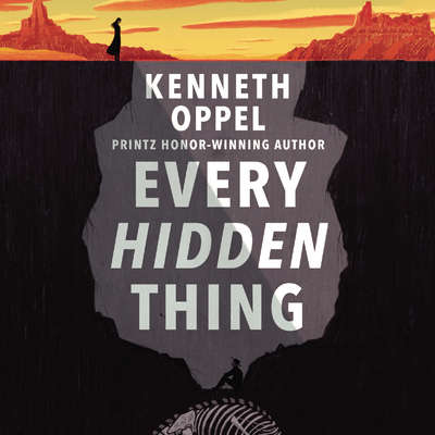 Every Hidden Thing Audiobook, by Kenneth Oppel