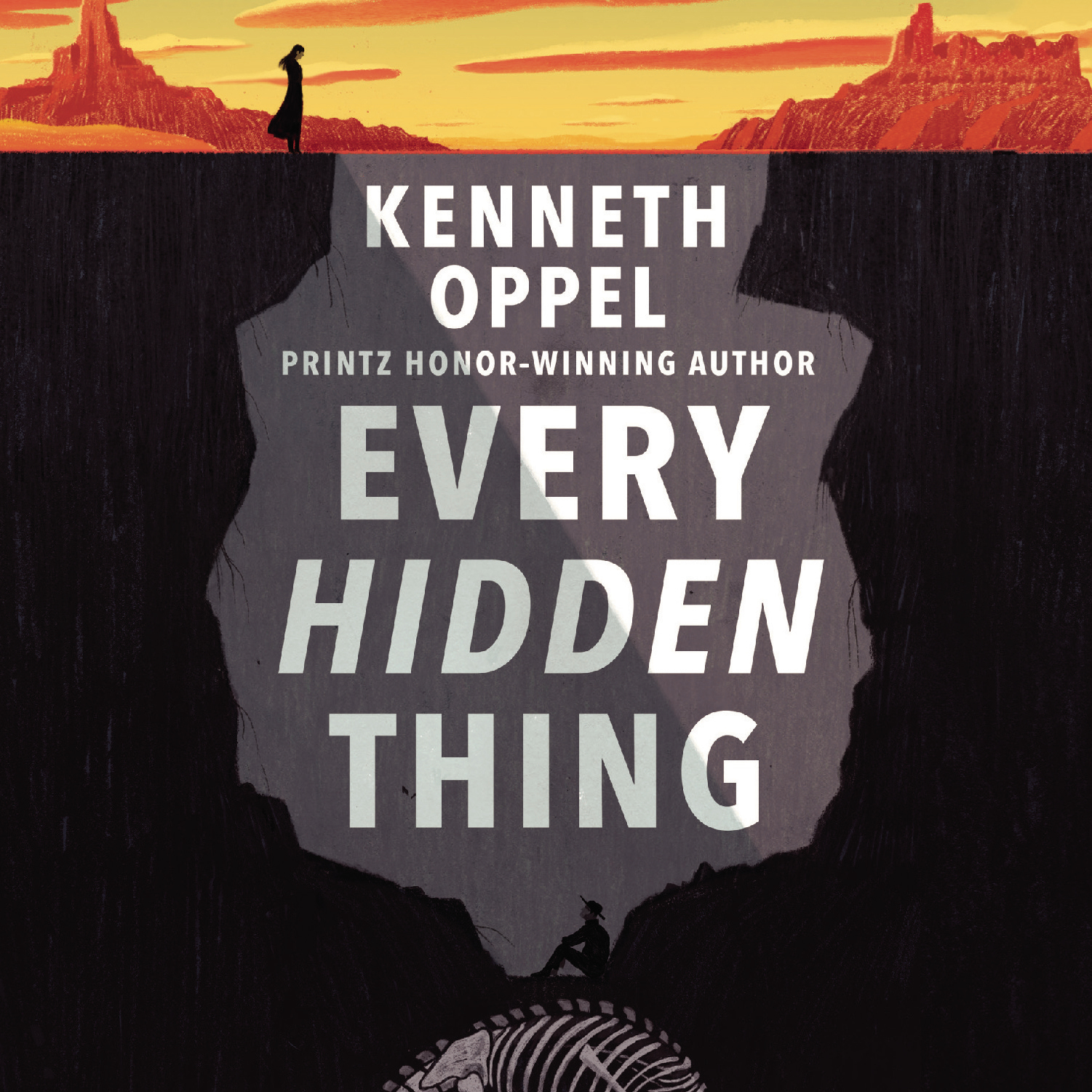 Printable Every Hidden Thing Audiobook Cover Art