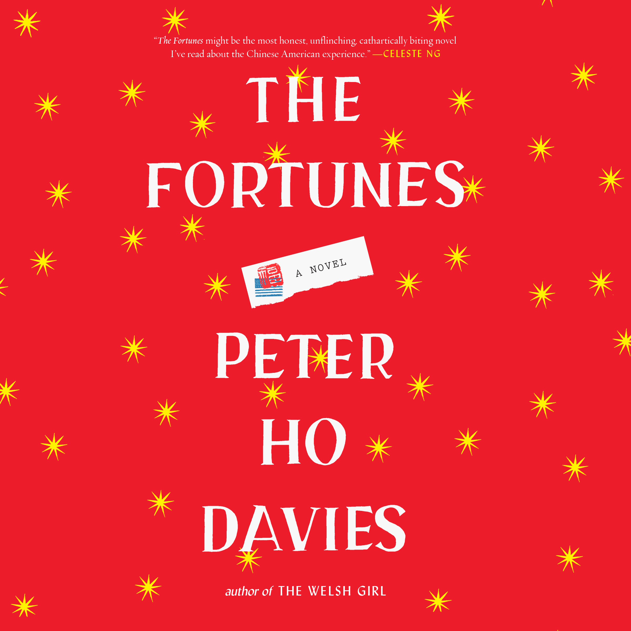 Printable The Fortunes Audiobook Cover Art