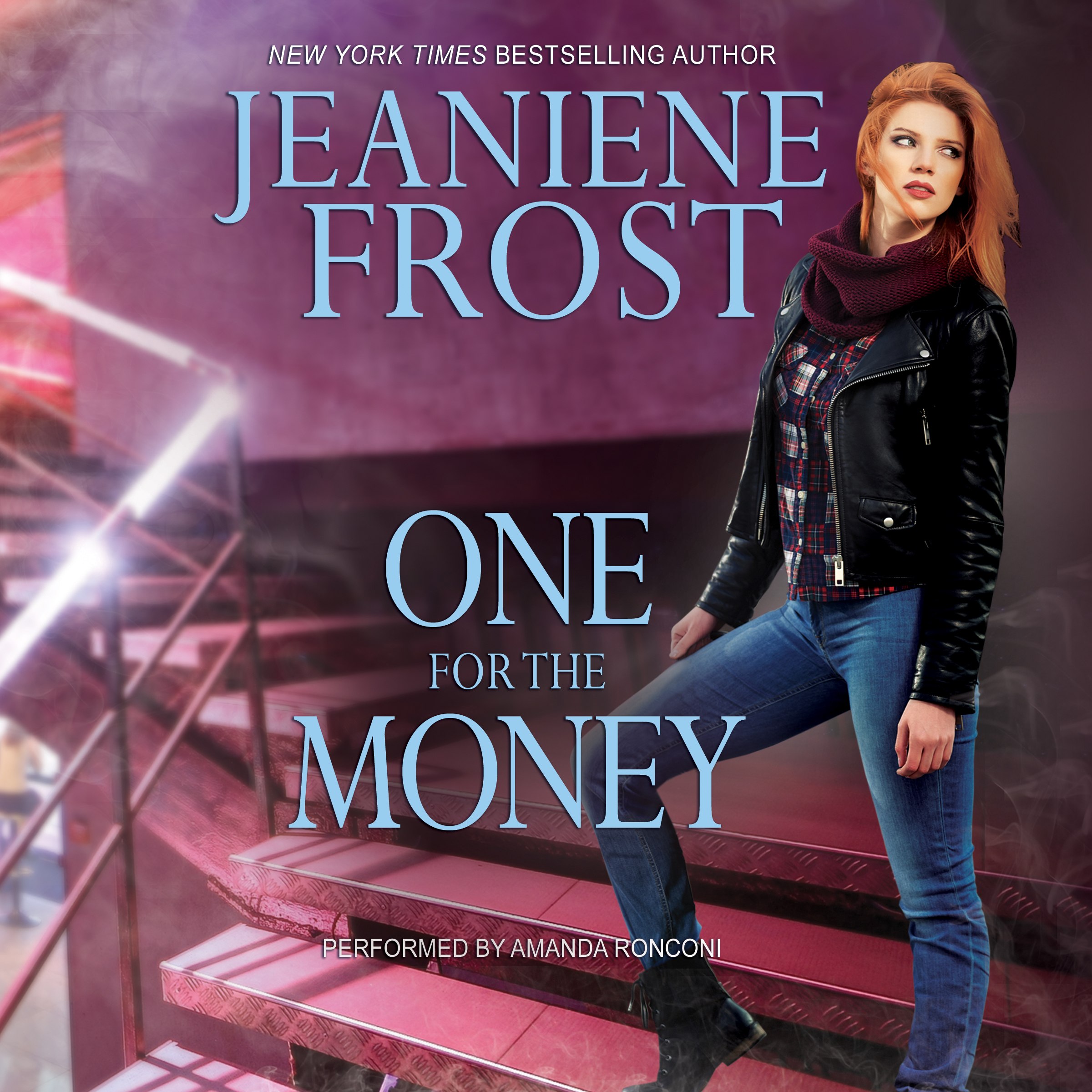 Printable One for the Money Audiobook Cover Art
