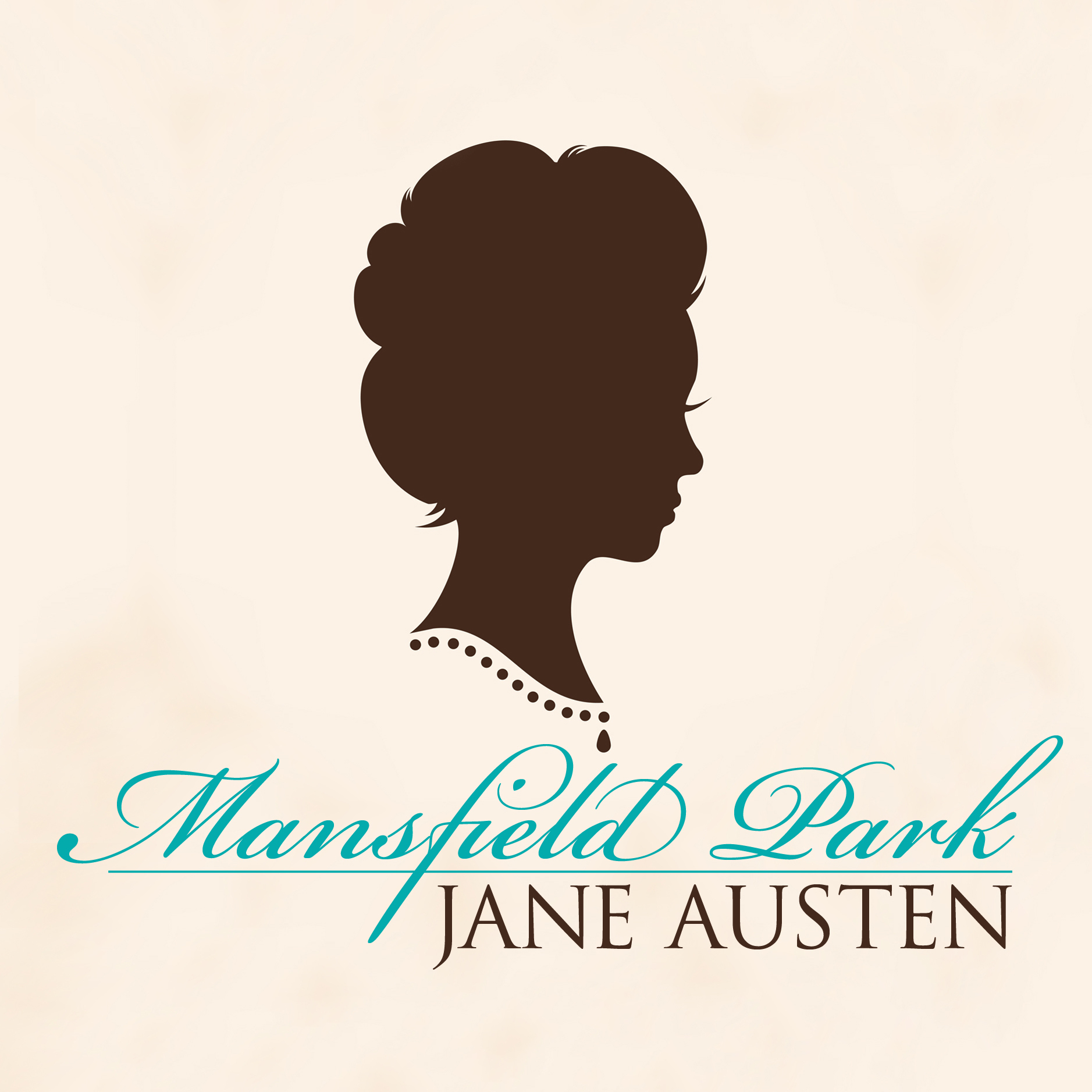 Printable Mansfield Park Audiobook Cover Art