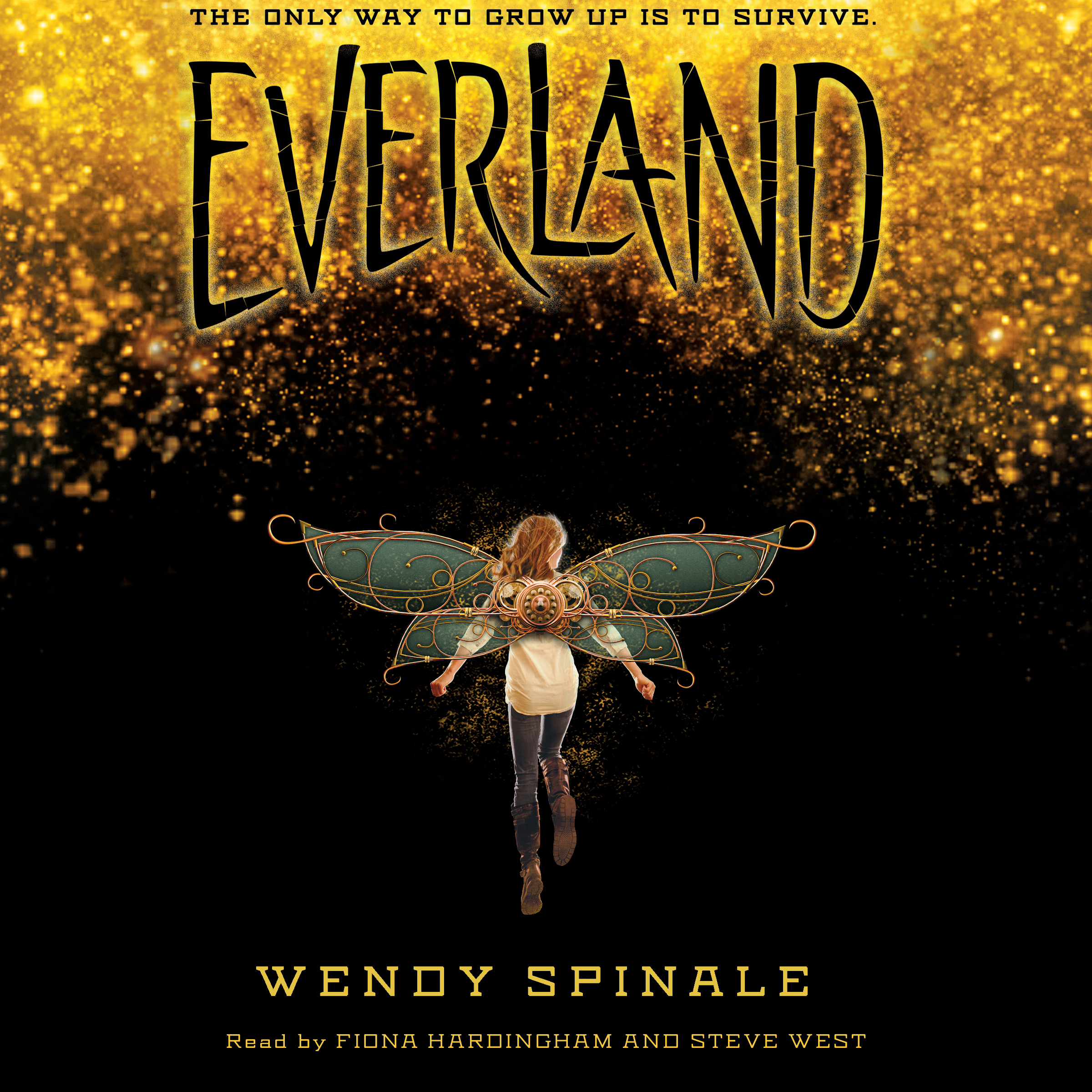 Printable Everland Audiobook Cover Art