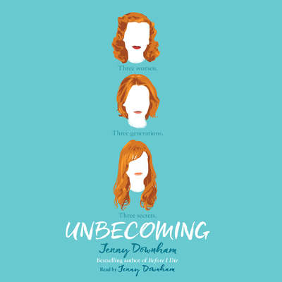 Unbecoming Audiobook, by Jenny Downham