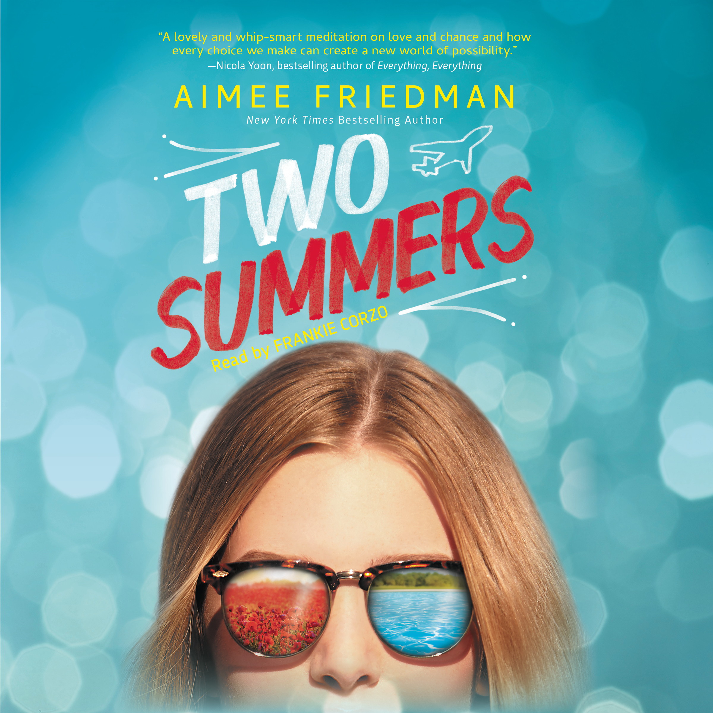Printable Two Summers Audiobook Cover Art