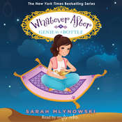 Genie in a Bottle: Whatever After #9, by Sarah Mlynowski