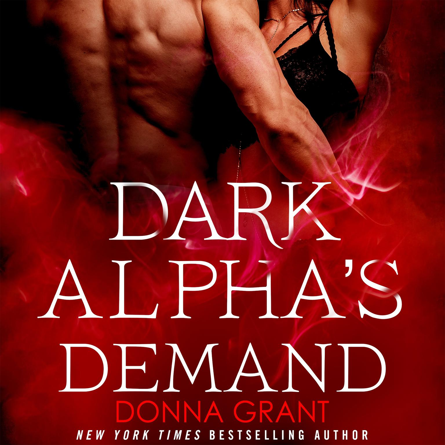Printable Dark Alpha's Demand: A Reaper Novel Audiobook Cover Art