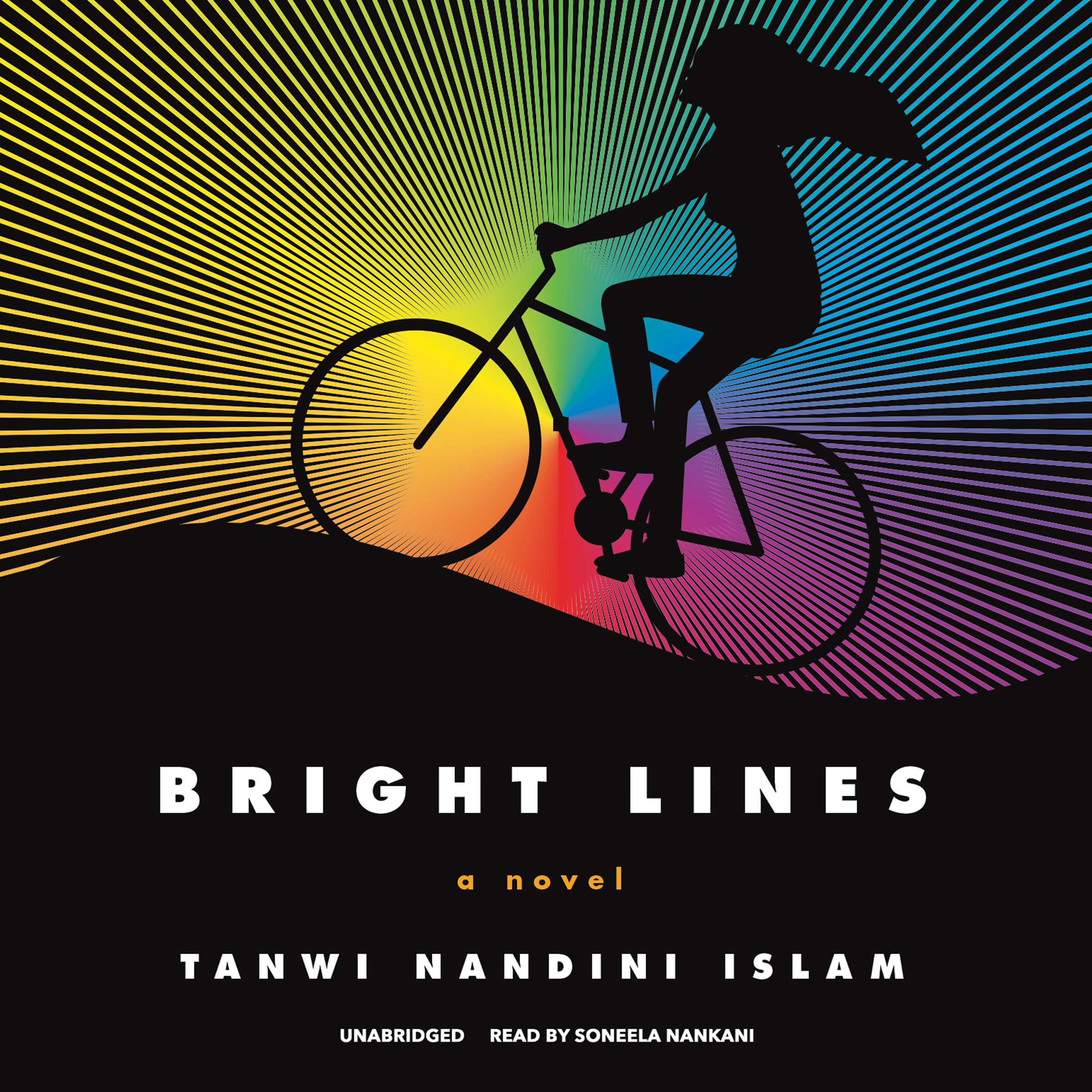 Printable Bright Lines Audiobook Cover Art