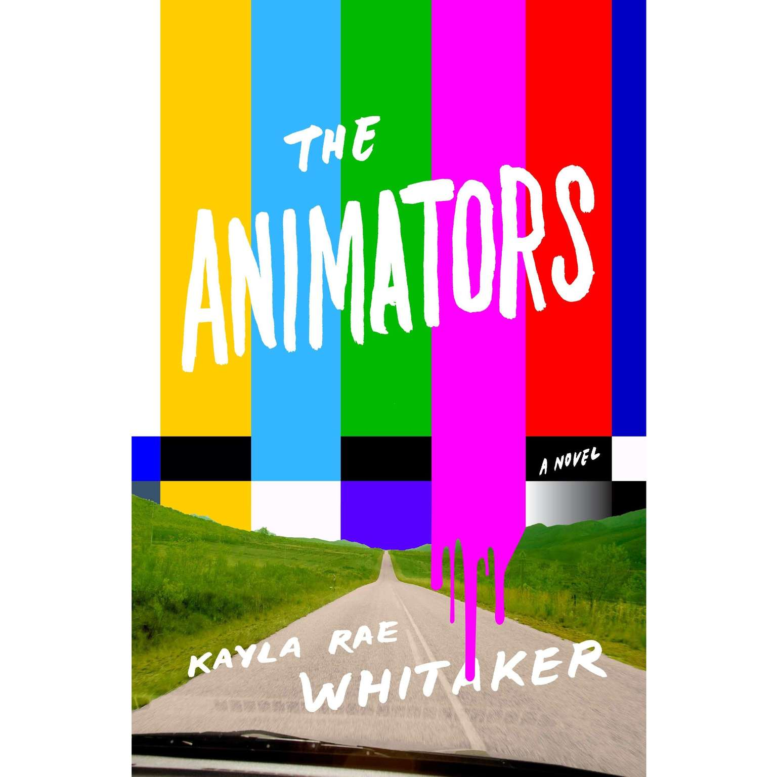 Printable The Animators: A Novel Audiobook Cover Art