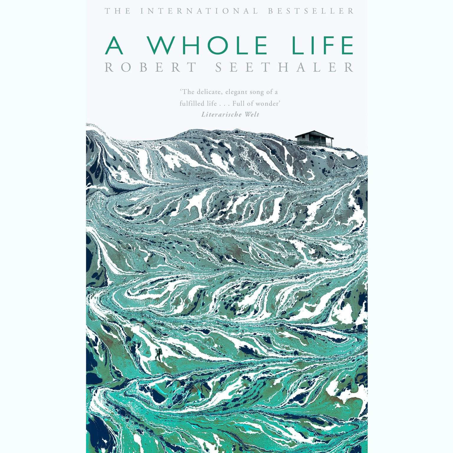 Printable A Whole Life: A Novel Audiobook Cover Art