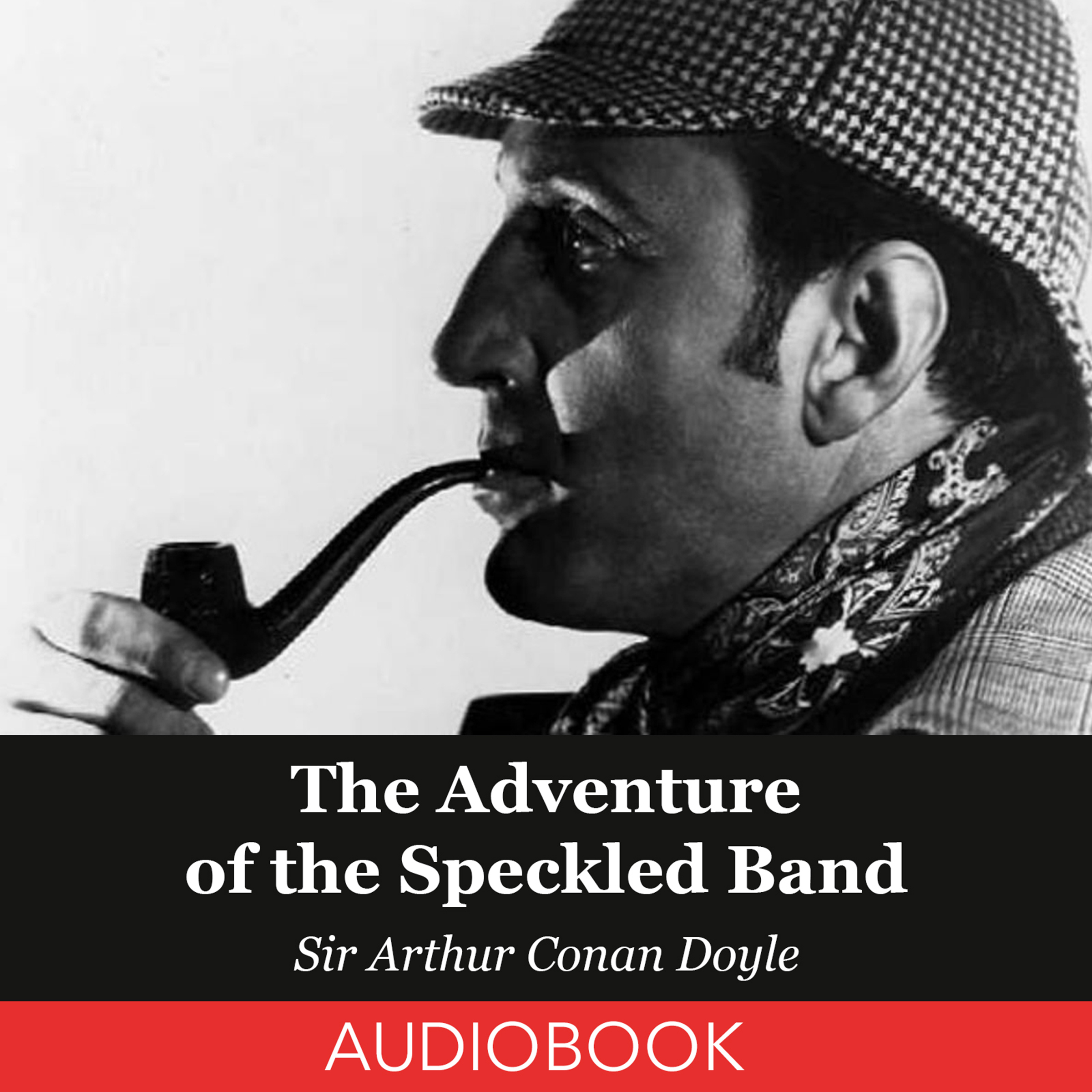 Printable The Adventure of the Speckled Band Audiobook Cover Art