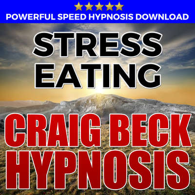 Stress Eating: Hypnosis Downloads Audiobook, by Craig Beck