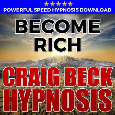 Become Rich: Hypnosis Downloads Audiobook, by Craig Beck