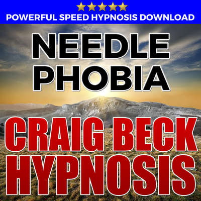 Needle Phobia: Hypnosis Downloads Audiobook, by Craig Beck