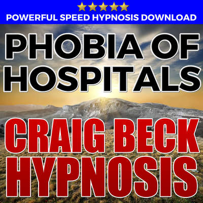 Phobia Of Hospitals: Hypnosis Downloads Audiobook, by Craig Beck