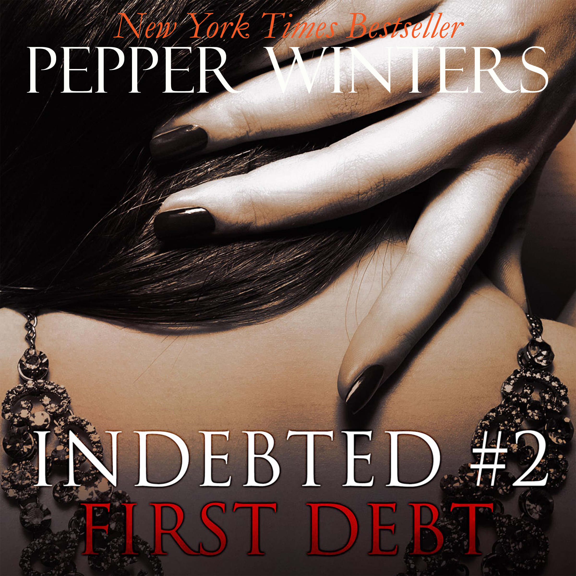 Printable First Debt Audiobook Cover Art