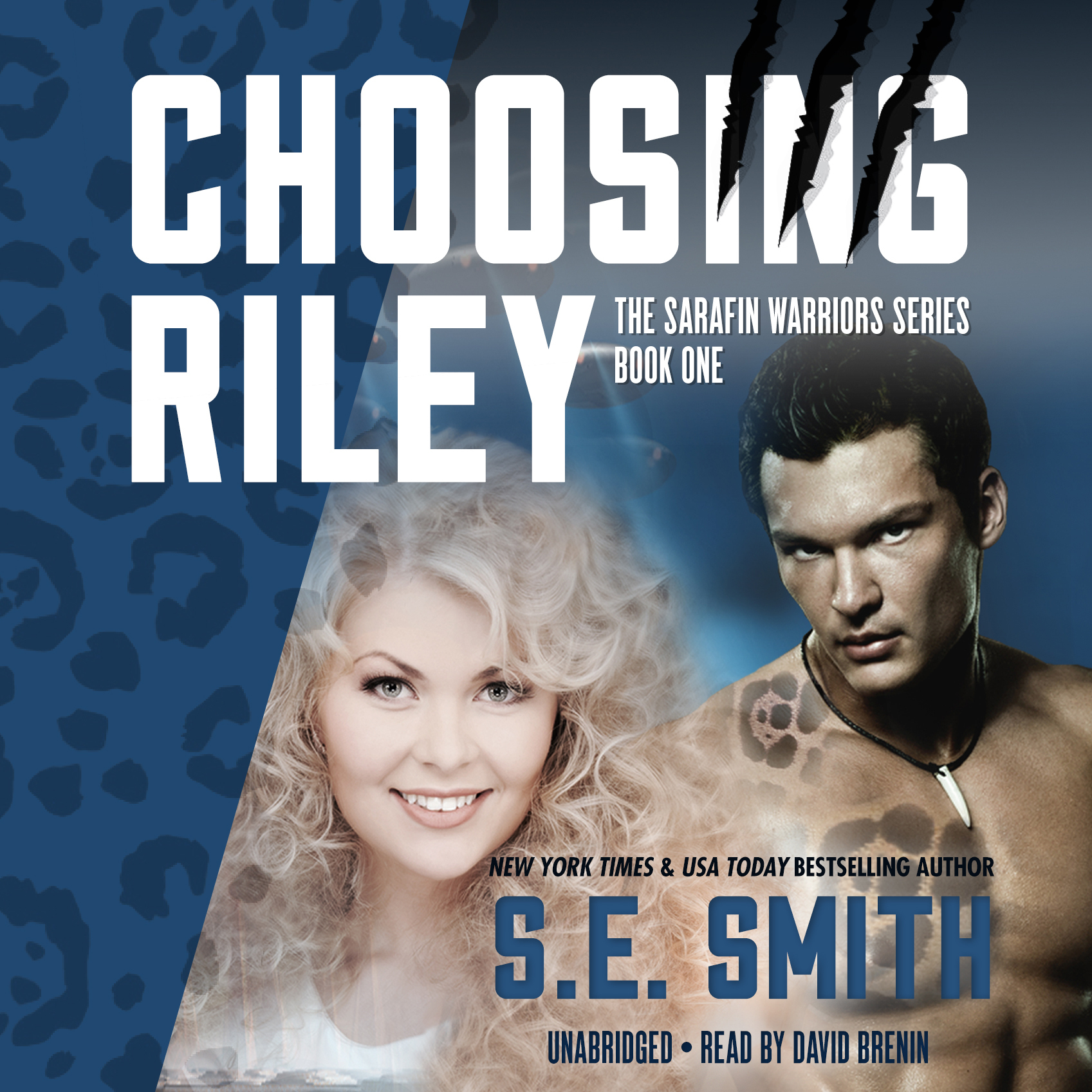 Printable Choosing Riley Audiobook Cover Art