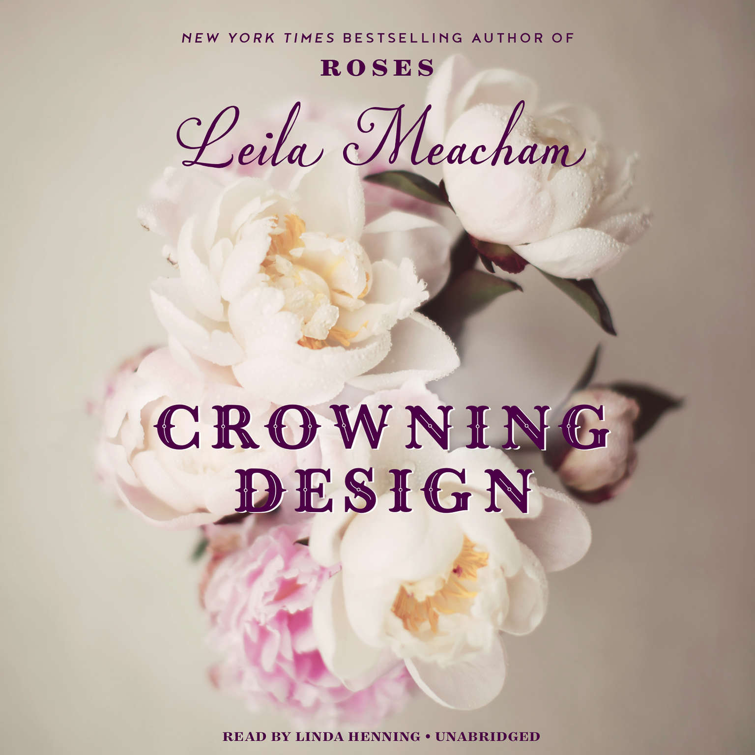 Printable Crowning Design Audiobook Cover Art