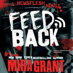 Feedback Audiobook, by Seanan McGuire