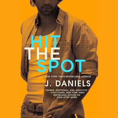 Hit the Spot Audiobook, by