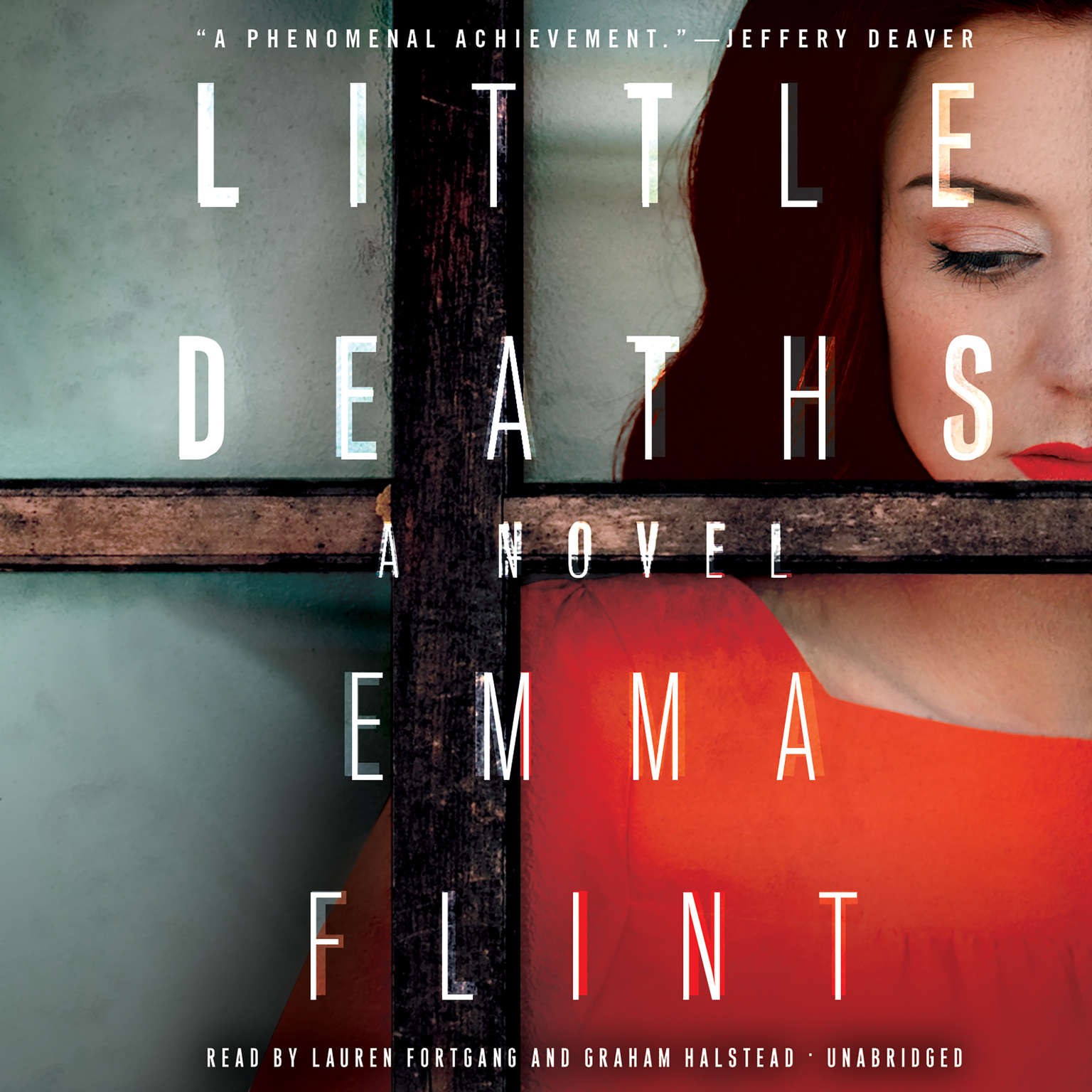 Printable Little Deaths: A Novel Audiobook Cover Art