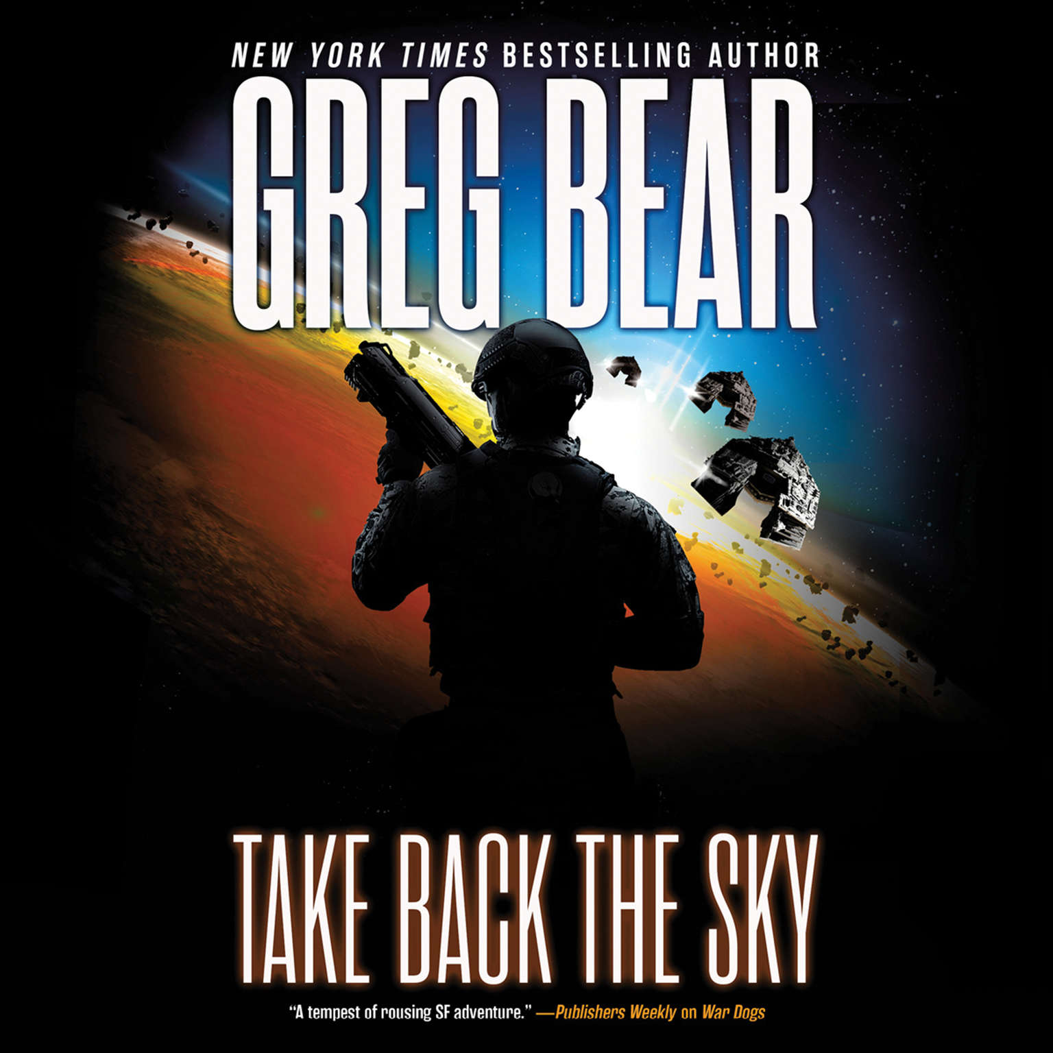 Printable Take Back the Sky Audiobook Cover Art