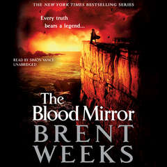 The Blood Mirror Audiobook, by