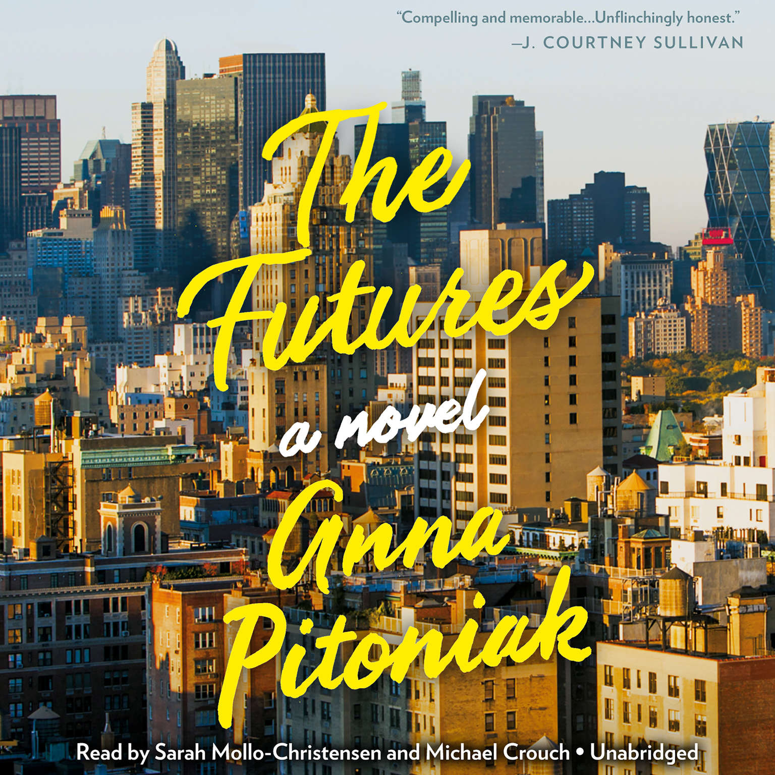 Printable The Futures: A Novel Audiobook Cover Art